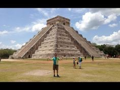 Mayan Ruins (Chichen Itza) & Exotic Swimming Holes
