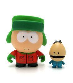 South Park Mini Series €9