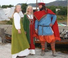 Vikingdrakt -
