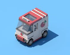 Pizza Car on Behance