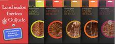 OFERTA ESPECIAL Loncheados Ibéricos de Guijuelo. SPECIAL OFFER Iberian Products.  #sof #comidaespañola #españa #salamanca #guijuelo #jamon #paleta #lomo #chorizo #salchichon #iberico #bellota @tierradesabor #spanishfood #spain #ham #shoulderham #loin #spanishsausage #iberian #appellationorigin #gourmet #delicatessen #yummy #food  #instafood #instagood   Spanish Food    Comida Española  http://www.spanishonlinefood.com/en/iberian-products.html