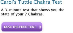Seven Chakras are yours OPEN, CLOSED, WEAK, STRONG???????