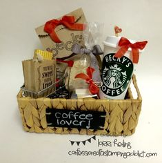 More Founder's Circle Photos – Coffee Themed Gift :: Confessions of a Stamping Addict Starbucks Lorri Heiling