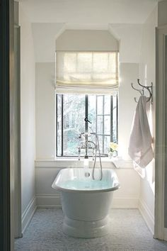 If only could find a space in Atlanta where I could have my bathtub right next to a big open window