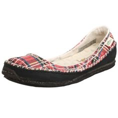 Simple Womens Toepaz SliponPlaid6 M *** Want additional info? Click on the affiliate link Amazon.com on image.