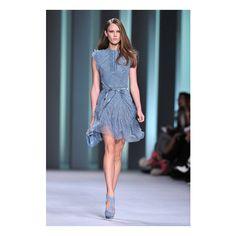 Spring 2011 Paris Fashion Week: Elie Saab Page 3 ❤ liked on Polyvore