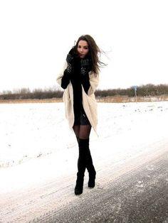 I ♥ Overknees.