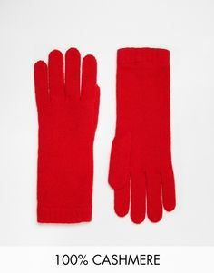 Gloves by Johnstons Pure cashmere wool Fine knit Ribbed cuff Hand wash 100% Cashmere Wool