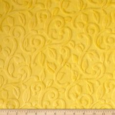 This ultra soft and cuddly fabric has a smooth minky surface with flourish embossing. Pile measures Fabric is perfect for making ultimate minky blanket, throws, cuddly toys, lounge wear, quilt backing much more! Minky Blanket, Minky Fabric, Fabulous Fabrics, Sewing For Kids, Cuddle, Emboss, Fabric Design, Vines, Quilts