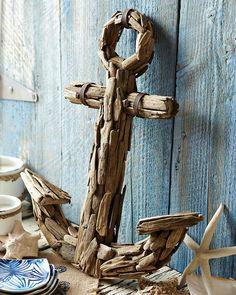 Driftwood Anchor - Tommy Bahama