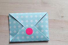 DIY: fold your own envelope