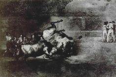 """Francisco de Goya y Lucientes, """"Tauromaquia"""""""