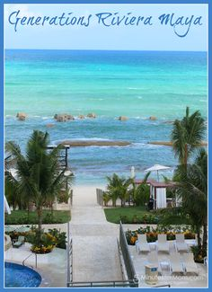 Lisa, our resident fine living/travel expert shares her thoughts on the Generations Riviera Maya Resort. #travel #resort