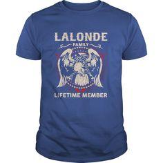 LALONDE Family, Lifetime Member https://www.sunfrog.com/Names/LALONDE-Family-Lifetime-Member-Royal-Blue-Guys.html?34712