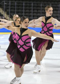 Competition Recap: 2017 Midwest & Pacific Coast Synchronized Skating Championships-Miami University Collegiate Varsity SST-Collegiate Free Skate