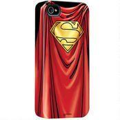 Supermans Cape iPhone Case