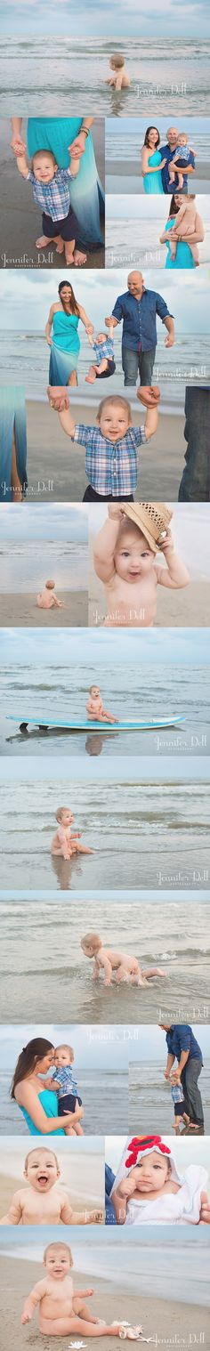 © Jennifer Dell Photography   houston-family-photographer LOOOVE the water and surf board ones