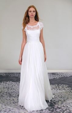 Fall 2015 - Sophisticated, Simple Bridal Gowns, Luxury Wedding Dresses | Alyne Bridal