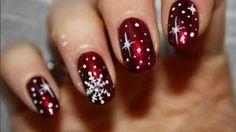 christmas nail art unghie natalizie - Cerca con Google