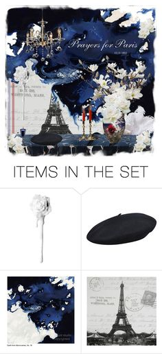 """""""Le Vent Nous Portera"""" by greeneyz ❤ liked on Polyvore featuring art"""