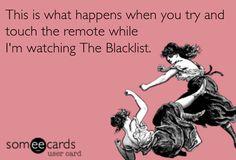 Blacklist :) True stuff lol Don't mess with 'RED'