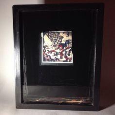 Mfixta con Polaroid SX-70 en caja de madera y vidrio pintados en negro, circa 1980's, por el fallecido artista multidisciplinario mexicano Adolfo Patiño Torres (1954-2005). Size: 26.5 x 22 x 4 cms / 10.7 x 8.2 x 1.3 inches. Preguntar el Precio / Price Upon Request. Informes: integradoradeartedelnoreste@gmail.com