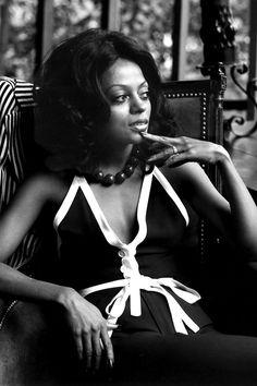 Diana Ross' 1970s Glamorous Style