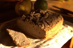 Beautiful delicious buckwheat bread  glutenfree, vegan, yum  http://mangofique.com/2014/10/buckwheat-bread/