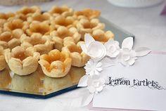 PANELATERAPIA - Blog de Culinária, Gastronomia e Receitas: Tortinha em Formato de Flor