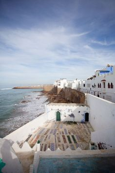 Asilah, Morocco.