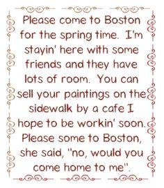 David Loggins - Please Come to Boston - song lyrics, music lyrics, song quotes, music quotes, songs