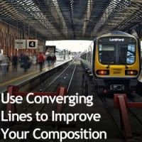 Use Converging Lines to Improve Your Composition