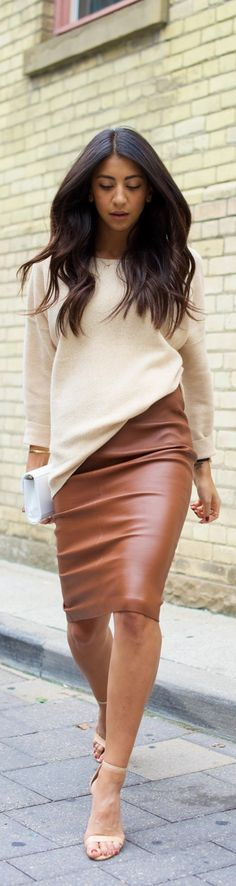 Neutral Pencil / Fashion By Not Your Standard