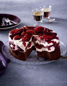 Unser beliebtes Rezept für Kleine Pflaumen-Zimt-Torte und mehr als 55.000 weitere kostenlose Rezepte auf LECKER.de.