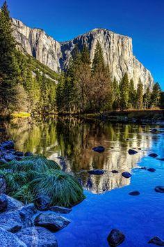 El Capitan - Yosemite National Park, California