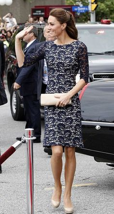 Kate Middleton's Erdem Dress!