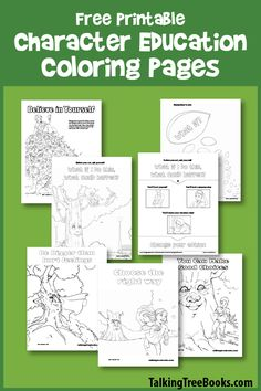 Character counts week activity free printable for Character counts coloring pages free