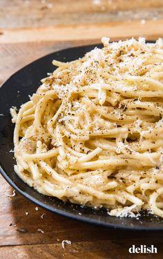 Easy Italian Pasta Dishes to Try Tonight Italian Pasta Dishes, Easy Pasta Dishes, Easy Pasta Recipes, Top Recipes, Gourmet Recipes, Vegetarian Recipes, Cooking Recipes, Healthy Recipes, Pasta Dinners