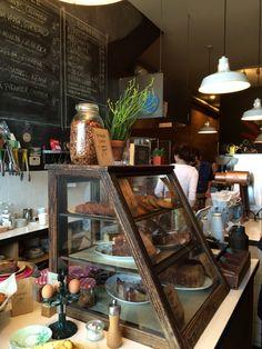 Astro Coffee in Detroit, MI