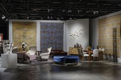 Top 5 NY Galleries at Design Miami - Hostler Burrows. Find more inspiration at http://nydesignagenda.com