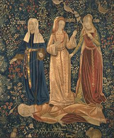 The Three Fates: The Triumph of Death, Netherlands, early 16th century