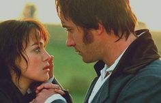 "Mr. Darcy:  ""you have bewitched me body and soul"" and I love you, I love you, I love you"