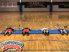 Conditioning Drills & Exercises for Lacrosse all mat work