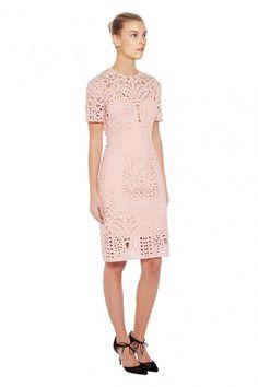 LOVER harmony sheath mini dress