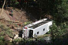 Several Die In Bus Accident