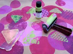 Printing with Gelli Arts®: Gelli Printing: DIY Gift Wrap... and More!