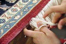 Rug Repair Reweaving Carpet Restoration Hadeed Oriental Rug Hand Hooked Woven New Fringe Rug Cleaning Oriental Rug Rug Cleaning Services