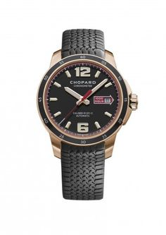 Chopard Watch Mille Miglia GTS Automatic 18k rose gold