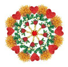 New post on eula-eldridge-tolliver Strawberry Fields Forever, Strawberries, Love, Holiday Decor, Polyvore, Design, Art, Amor, Art Background