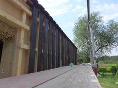 DOM ZE SŁOMY, gliny i drewna – nowoczesna STODOŁA | wnętrza & DESIGN | projekty DOMÓW | dom STODOŁA